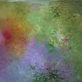 """Postscript"", 36 x 40 inches, oil on canvas, 2010-2015"