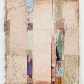 """Untitled"", 15 x 12 inches, mixed media on paper, 2011"