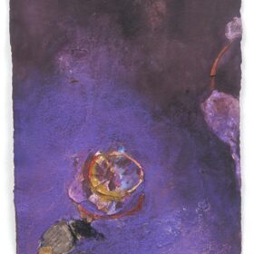 """""""Untitled"""", 21 x 15 inches, mixed media on paper, 2008"""