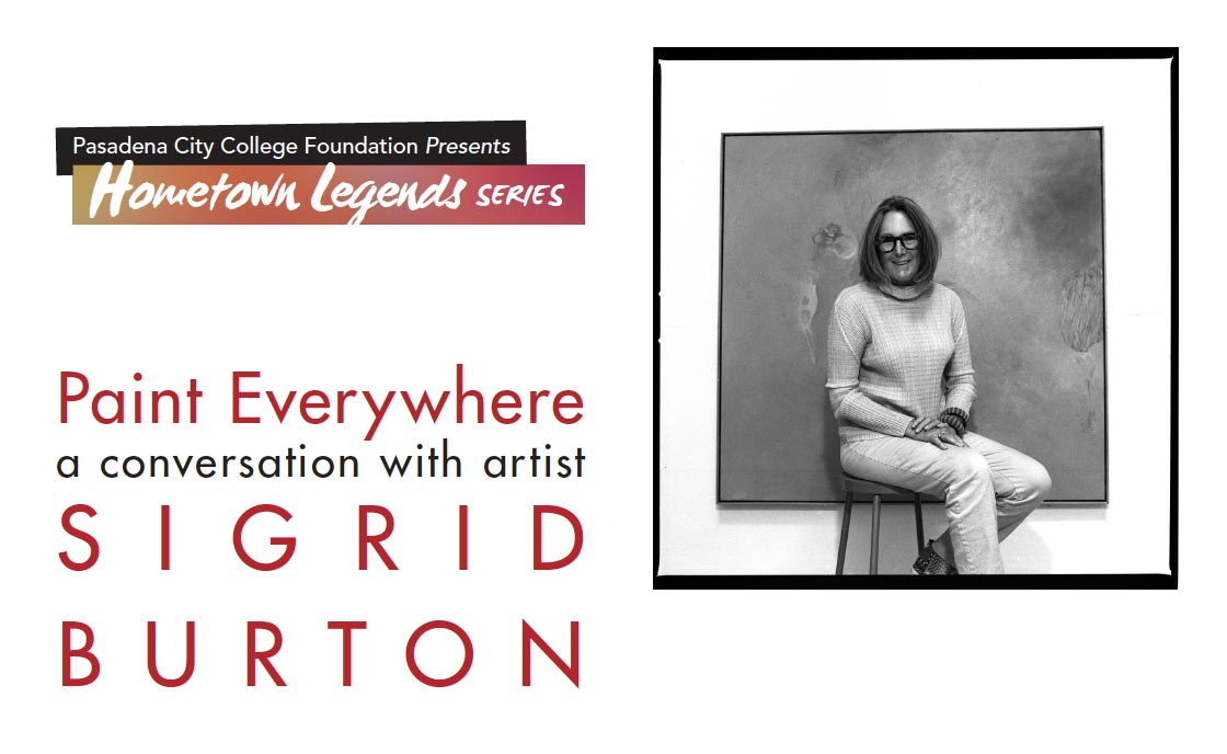 Sigrid Burton Hometown Legend Series
