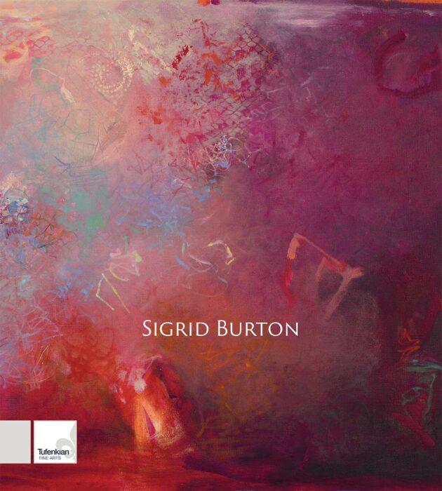 Sigrid Burtan Tufenkian Fine Arts Catalogue Cover